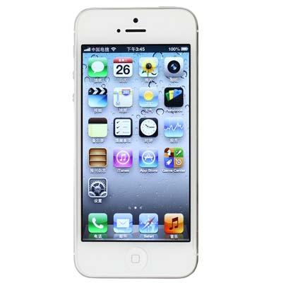 杭州电信版iPhone5(预定,套餐)